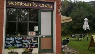 wombat chai Store_Front Healesville TomsPaddock